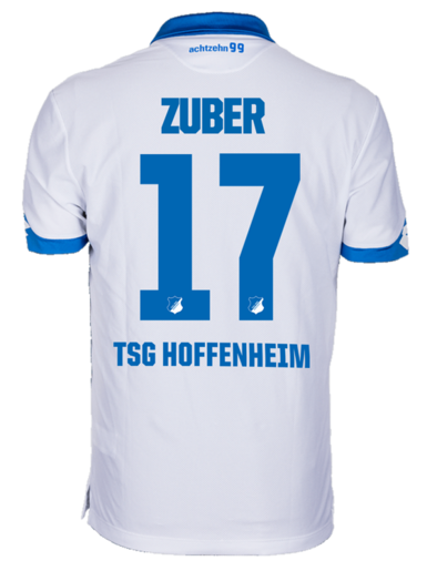 TSG Away-Trikot Kind 16-1, Zuber 17, 152