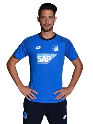TSG Team Shirt Blau 16-17